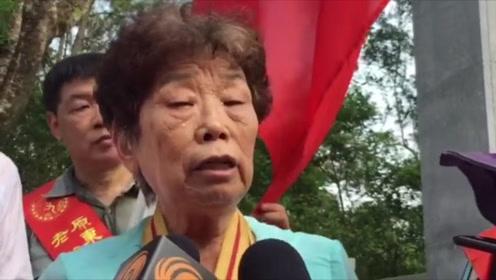香港有正气!烈士纪念碑被涂污 84岁老人怒斥暴徒:无耻且无知