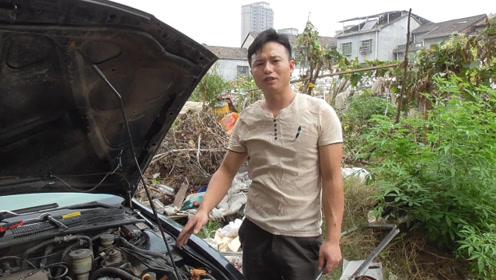 20多年的老本田故障车再不修好,据说粉丝都要跑了,小雄着急了