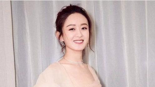 赵丽颖开始高调炫富,让李湘自愧不如,却没有网友会骂她