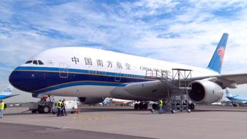 世界上最大的客机,最多能坐853人,却因太耗油而停产