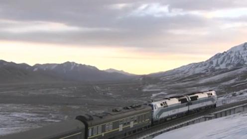 为何青藏铁路到格尔木,要换美国火车头?网友:难道中国造不出来