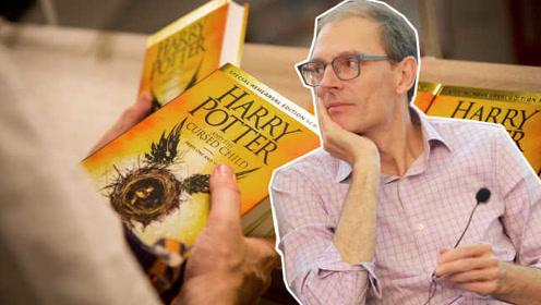 哈佛教授谈哈利·波特被禁:我的书里只有五页哈利·波特