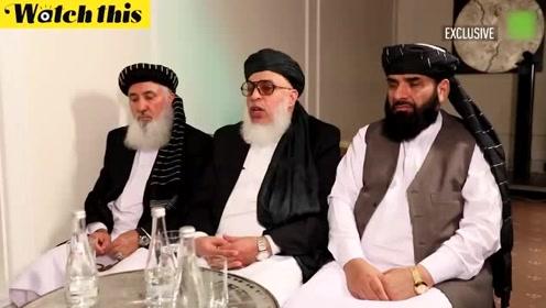 塔利班头目:战争是美国强加阿富汗的 我们准备好再战100年!