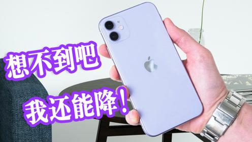 等等党的胜利!苹果11又降价仅售4999,国产机全都给我哭!