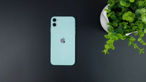 5499的iPhone11到底香不香?这颜值,有点后悔了!