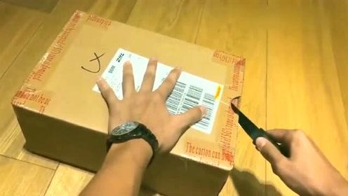 球鞋开箱:室友居然送我了一双ID欧文4,开箱后真是值了!