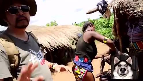 """看看非洲富二代的""""奢侈""""生活!还敢说非洲穷吗?"""