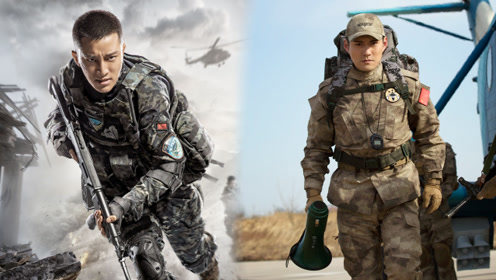 《空降利刃》x《飞行少年》空军超燃混剪:肩负使命赴沙场