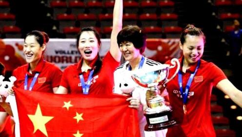 中国女排8小时又获两大喜讯,韩国大冷门,将中国推向冠军王座!