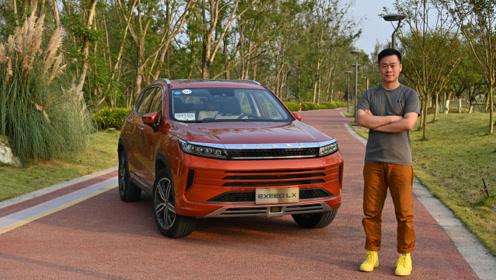 集奇瑞精华于一身的星途LX 能在国产精品SUV中占一席之地吗