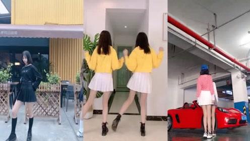 适合跟闺蜜一起跳的舞,考验默契的时候到了,跳得好我们还是姐妹