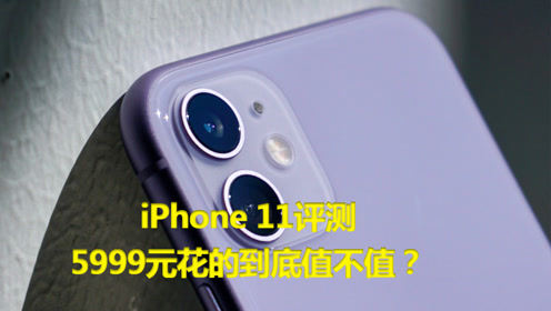iPhone 11评测:缺点多多,为何还是真香机?