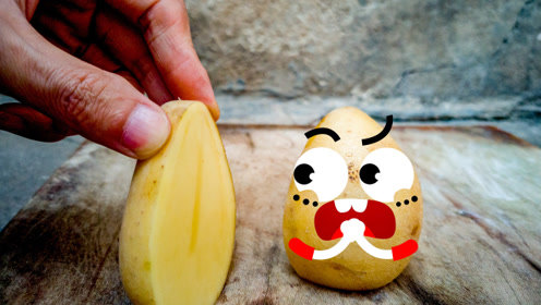 土豆、水果和生活物品都会说话了,奇趣爆笑动画