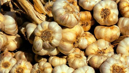 大蒜到底应该怎样吃?吃对了对身体有益