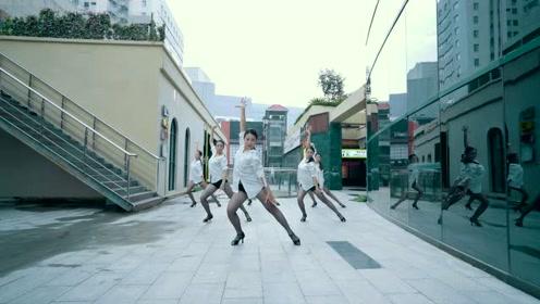 女孩被甩后跳拉丁舞:跳舞的女孩,你高攀不起!
