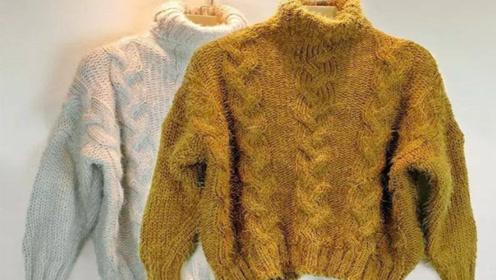 毛衣贴身穿扎人怎么办?教你简单几招,轻松搞定,再也不扎人