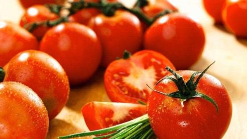 每天坚持食用一个西红柿,身体会有2大好处