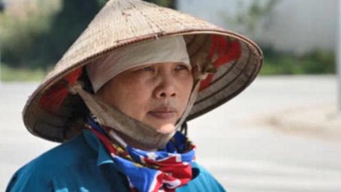 越南大妈看望嫁到中国的女儿,刚进女婿家就懵了:嫁的这么好?