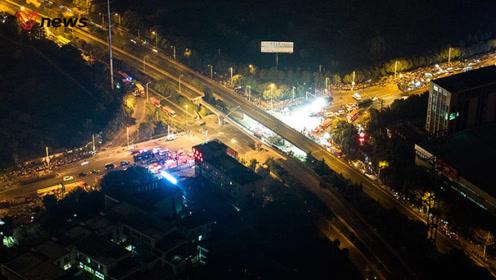 不具备大型物件运输资质!无锡高架桥事故卷入多家企业