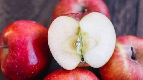 早上空腹吃苹果可以排毒吗?苹果对身体都很好