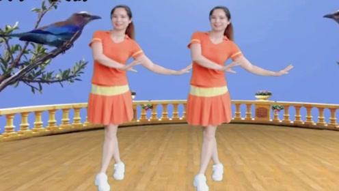 美群广场舞《长的漂亮不如活得漂亮》活力健身操教学