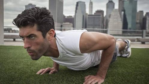 男人俯卧撑做多少个好?达到这个数才算强壮