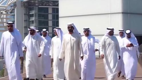 迪拜亿万富翁5个最大的开销,跑车游艇只是其次