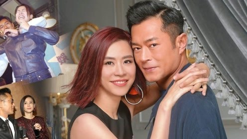 古天乐晒与宣萱写真照,姿势亲密似情侣,20年两人也该在一起了!