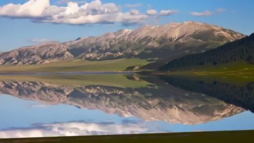被称为新疆最大的湖泊,面积相当于70个西湖,如今已成全网最红打卡地!