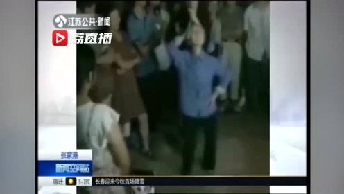 """张家港一73岁""""灵魂舞者""""成网红"""
