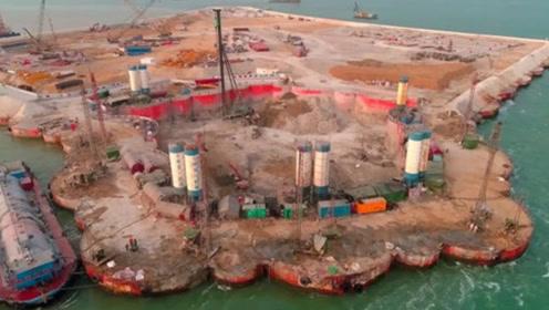 中国把266万吨水泥倒进海中,引各国效仿:中国人怎么这么聪明!
