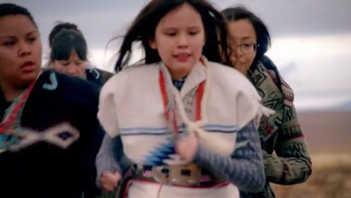 纳瓦霍族的成人礼仪式,奔向美好明天!