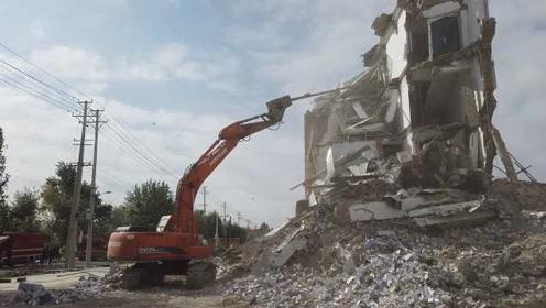 吉林白城办公楼倒塌事故搜救已结束,导致5人死亡4人伤情稳定