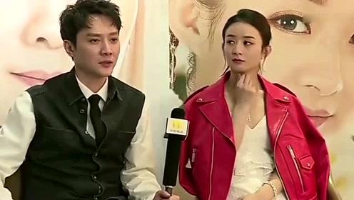 超甜!冯绍峰为赵丽颖庆生:老婆生日快乐