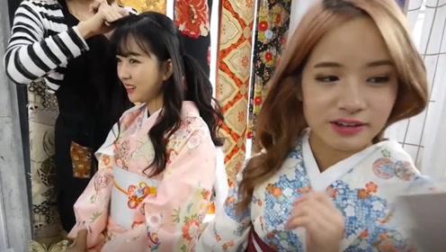 为何日本女性穿和服,里面都不穿内衣?原因竟然是这样的