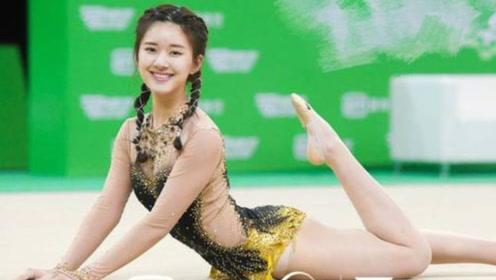 """体操界的""""真仙女"""",漂亮就是王道,黑粉看完变粉丝"""