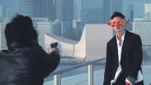 吴彦祖就算是变态也帅到不行的电影《新警察故事》3分钟带你看完