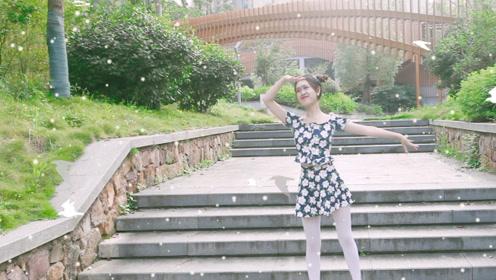 嘟拉舞林学院 活泼可爱的少儿舞蹈《小风铃》!