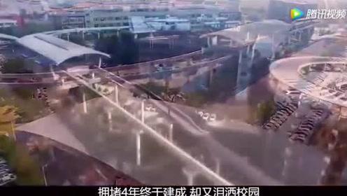 中国高铁再创奇迹,高架桥上直接跑,神奇的科技