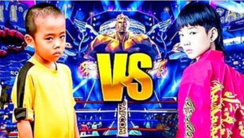 最能打的两个小孩,中国日本各占一个,如果两人PK到底谁更胜一筹呢?