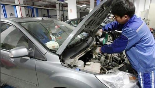 假如汽车保养的时候只换机油,后果有多严重?时间久了车子还能开吗?