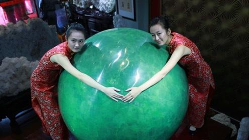 全世界最大的夜明珠在中国 重达6吨价值22亿元