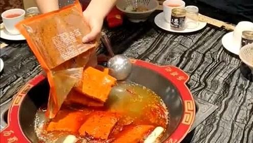 老油火锅是真香,但外地人基本刚吃都要拉几回肚子