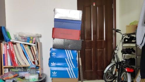 球鞋开箱:学生狗毕业工作一年,看一看我买了多少鞋?