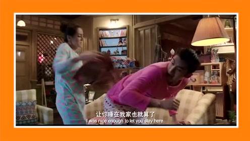 当张云龙遇上迪丽热巴,这对欢喜冤家用实力逗笑你!