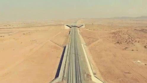 沙特花千亿请我国在沙漠修高铁,如今怎么样了,看完竖起大拇指!