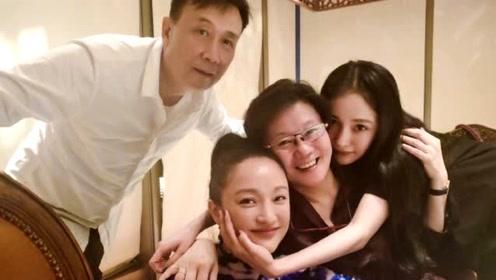 画皮姐妹花七年后重聚 杨幂与李少红同为周迅庆生