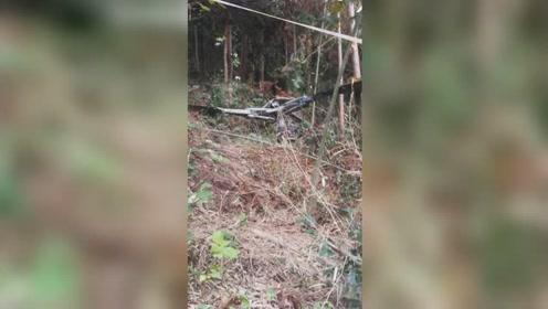 浙江金华一直升机执行航空物探项目坠落 致2名飞行员遇难