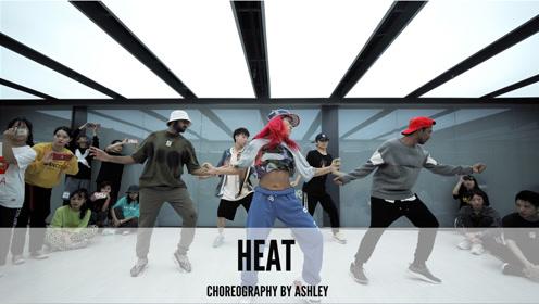 舞邦 Ashley 课堂视频 Heat