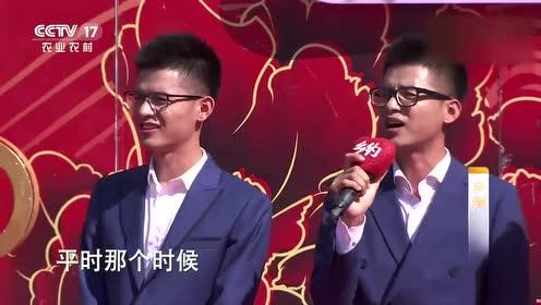双胞胎兄弟都是帅哥 无话不谈但不聊感情?